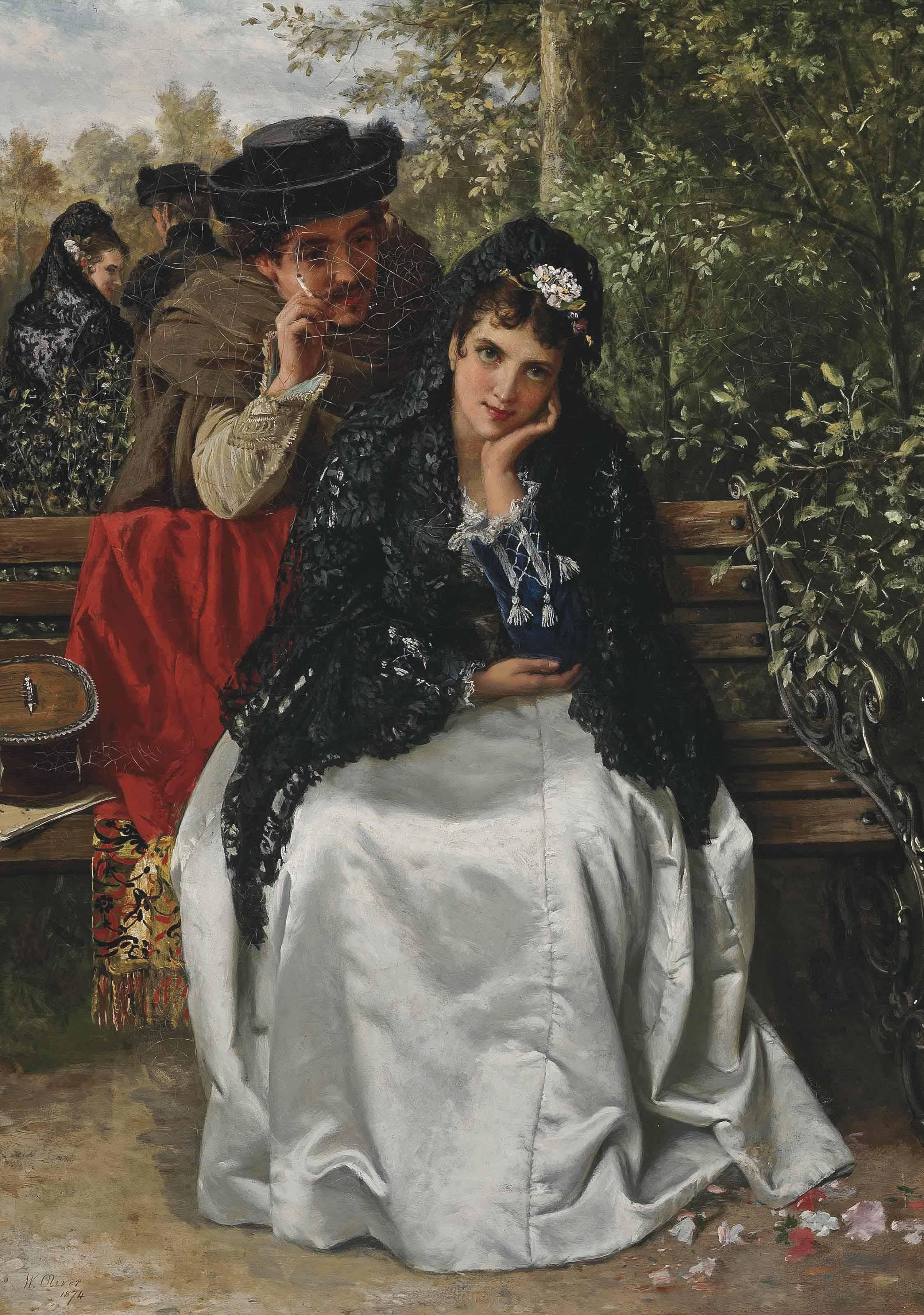 Spanish lovers