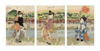 UTAGAWA KUNISADA (1786-1858)