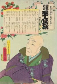 UTAGAWA KUNICHIKA (1835-1900)