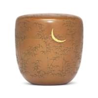 A Copper Natsume [Tea Caddy]