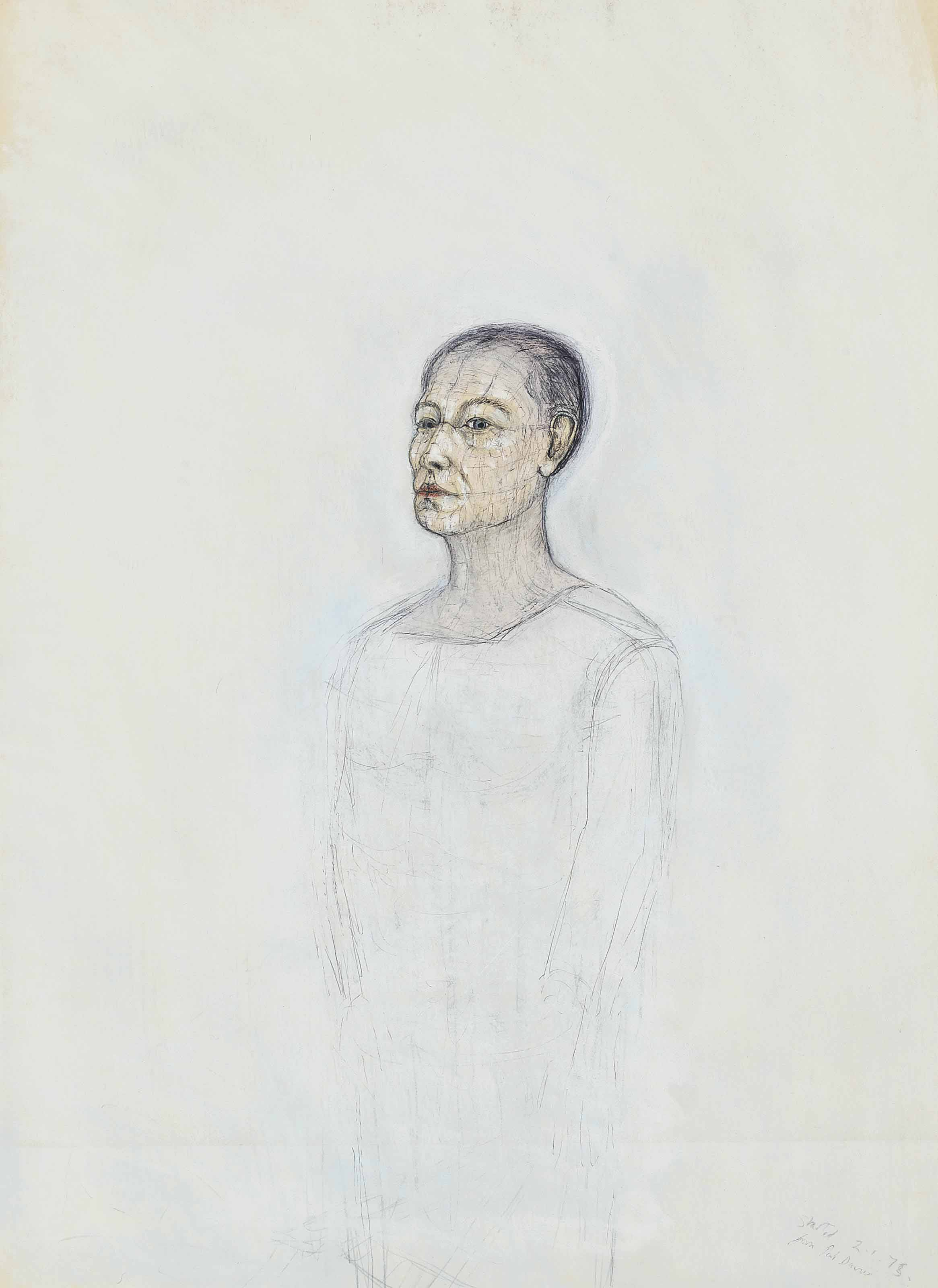 Head of Patricia