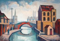 Canal, Mile End