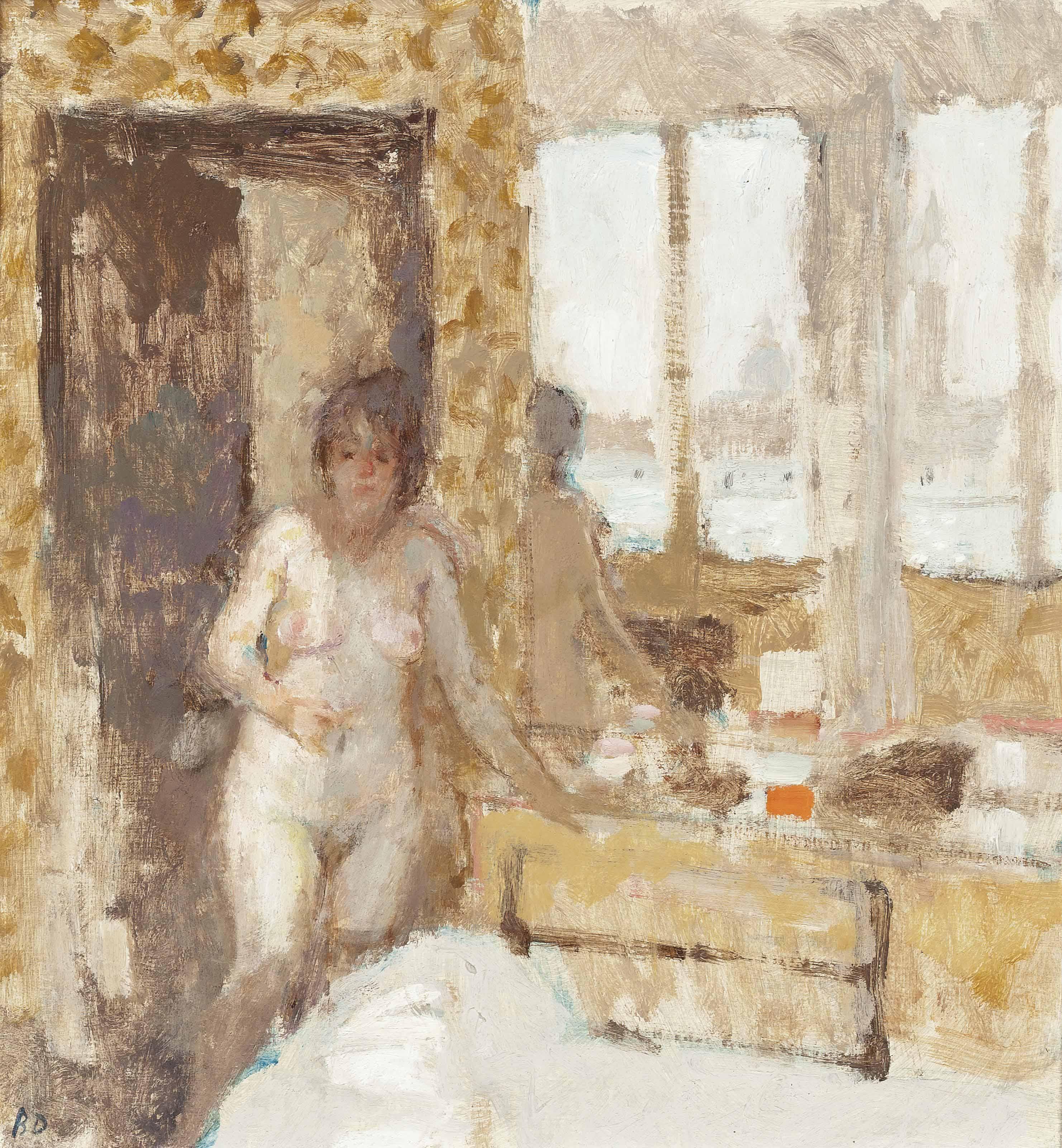Bernard Dunstan, R.A. (b. 1920)