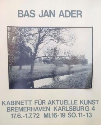 Bas Jan Ader (1942-1975)