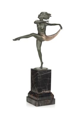 A JOSEF LORENZL (1892-1950) CO