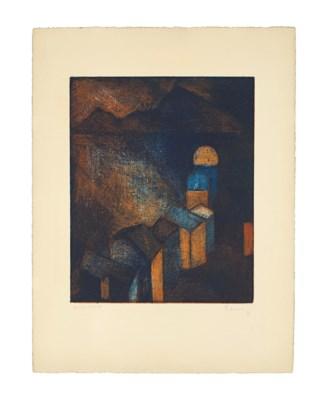 Akbar Padamsee (Indian, b.1928