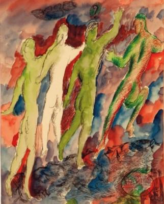 Sandro Chia (Italian, b.1946)