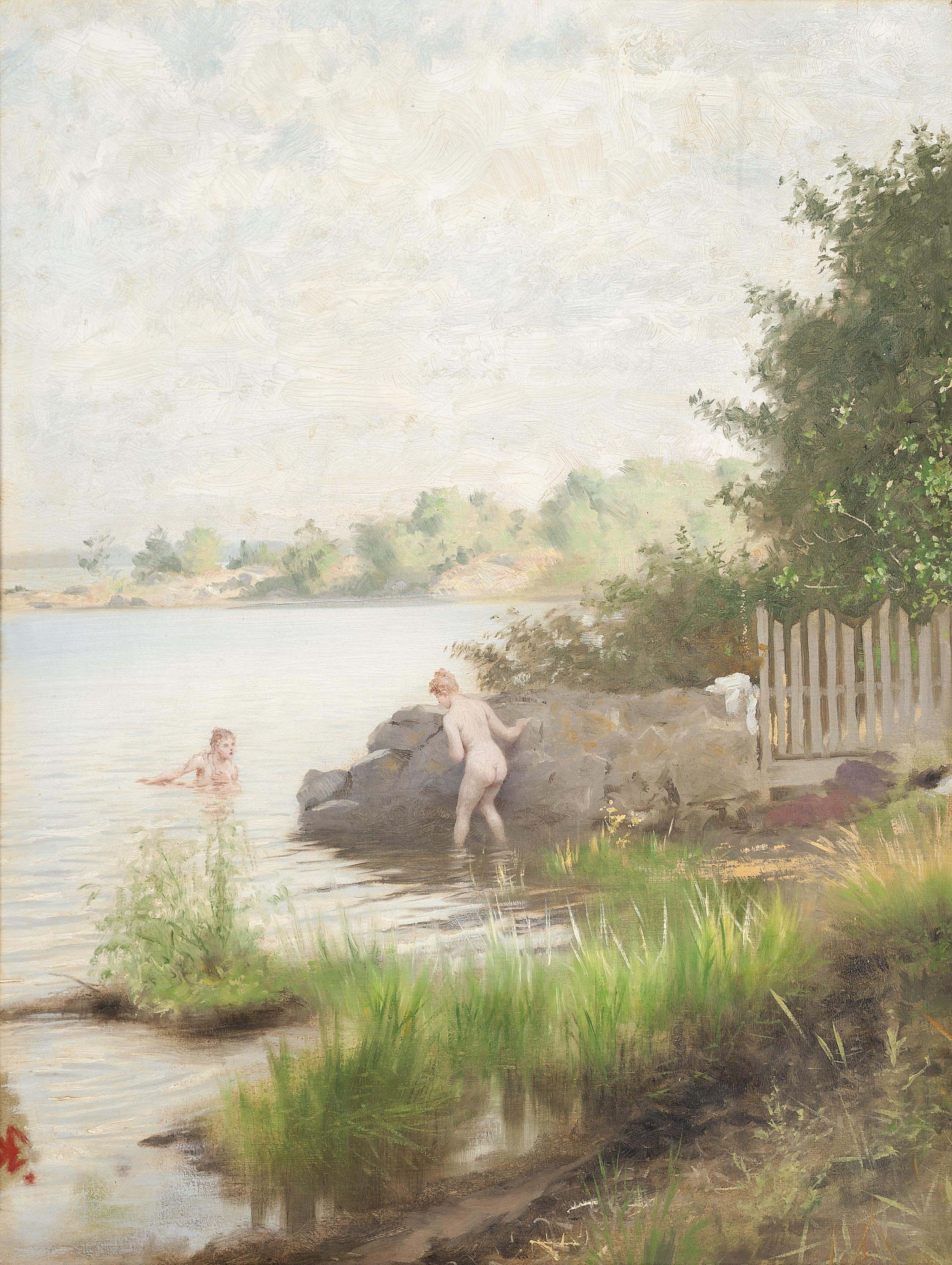 Knut Ekwall (Swedish, 1843-191