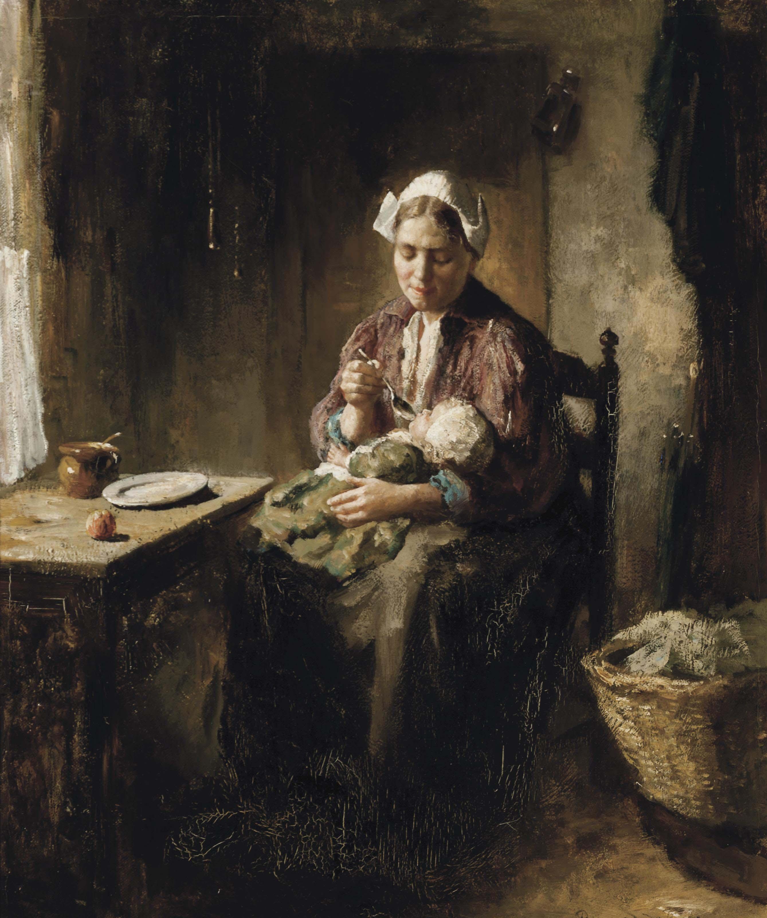 Bernard de Hoog (Dutch, 1867-1