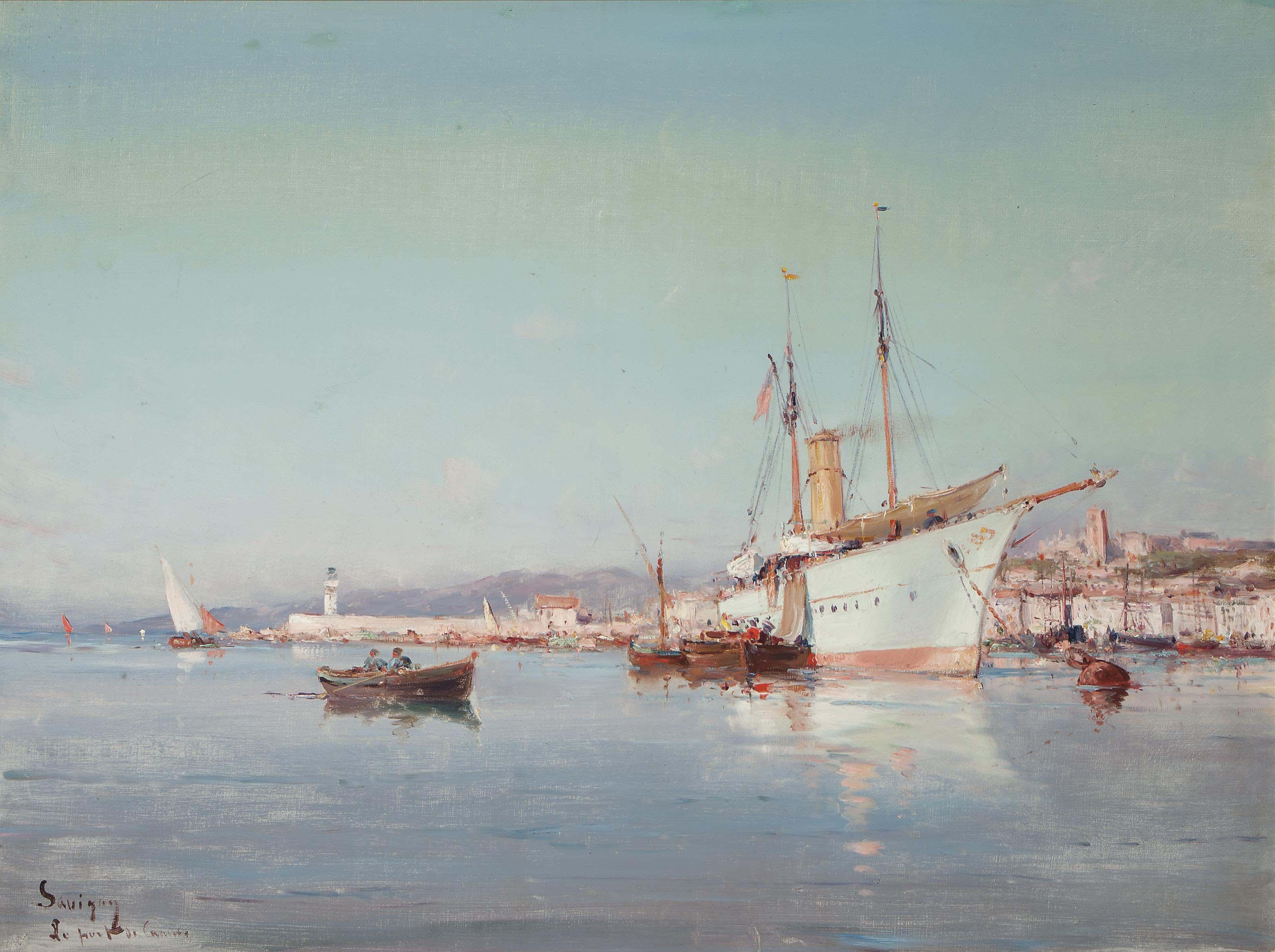 Henry Malfroy-Savigny (French,