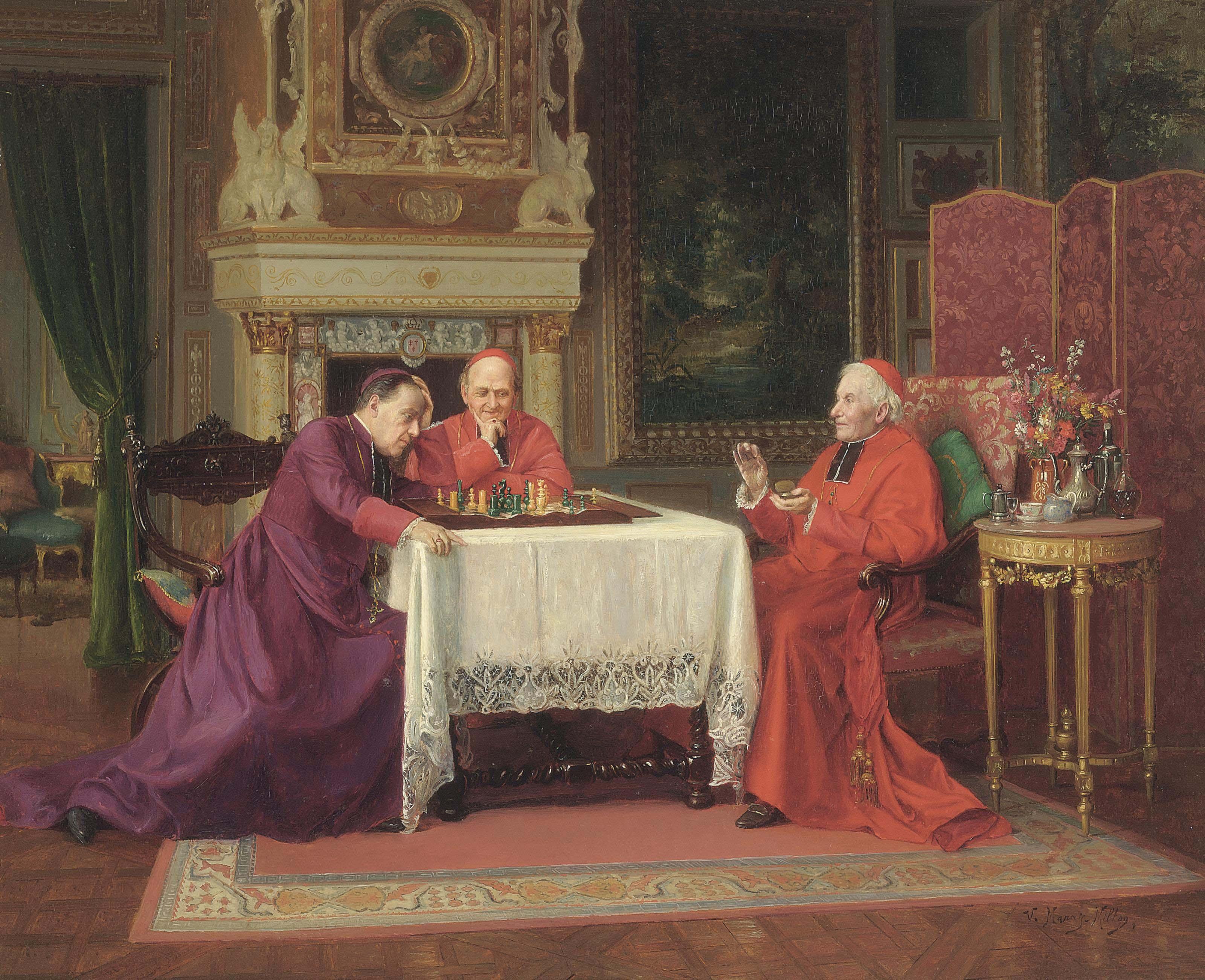Victor Marais-Milton (French,