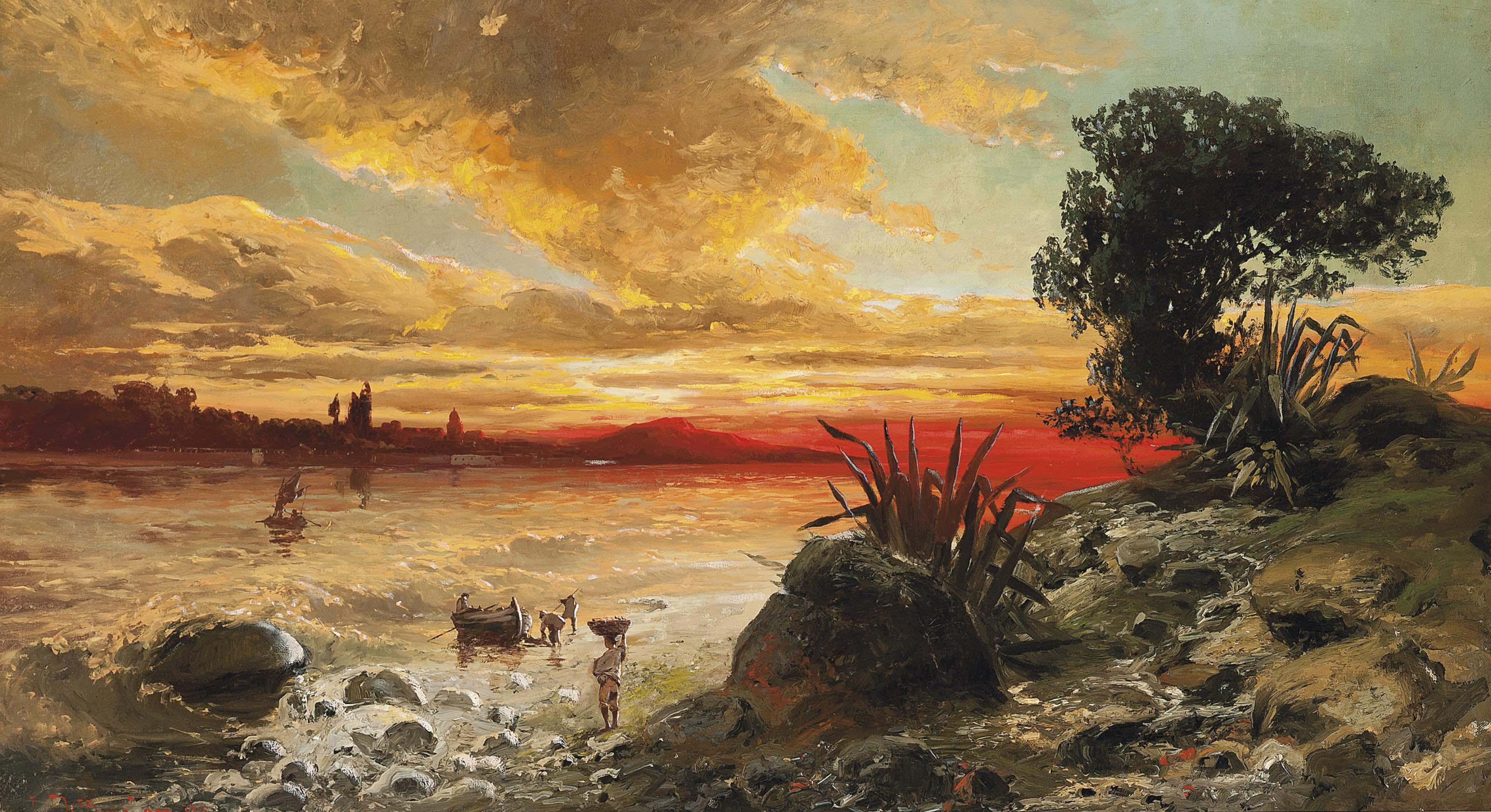 Ludwig Dittweiler (German, 184