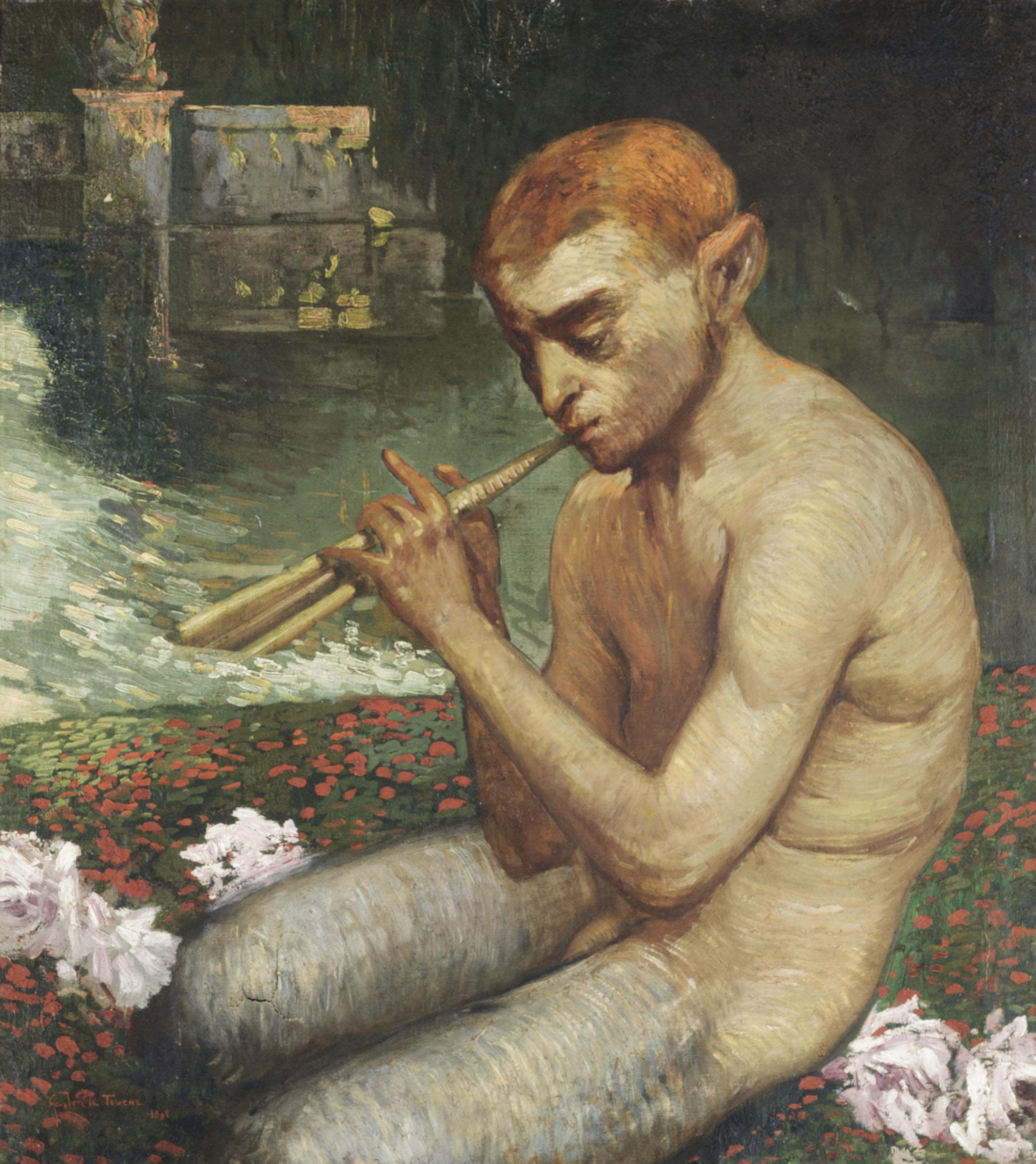 Gaston La Touche (French, 1854