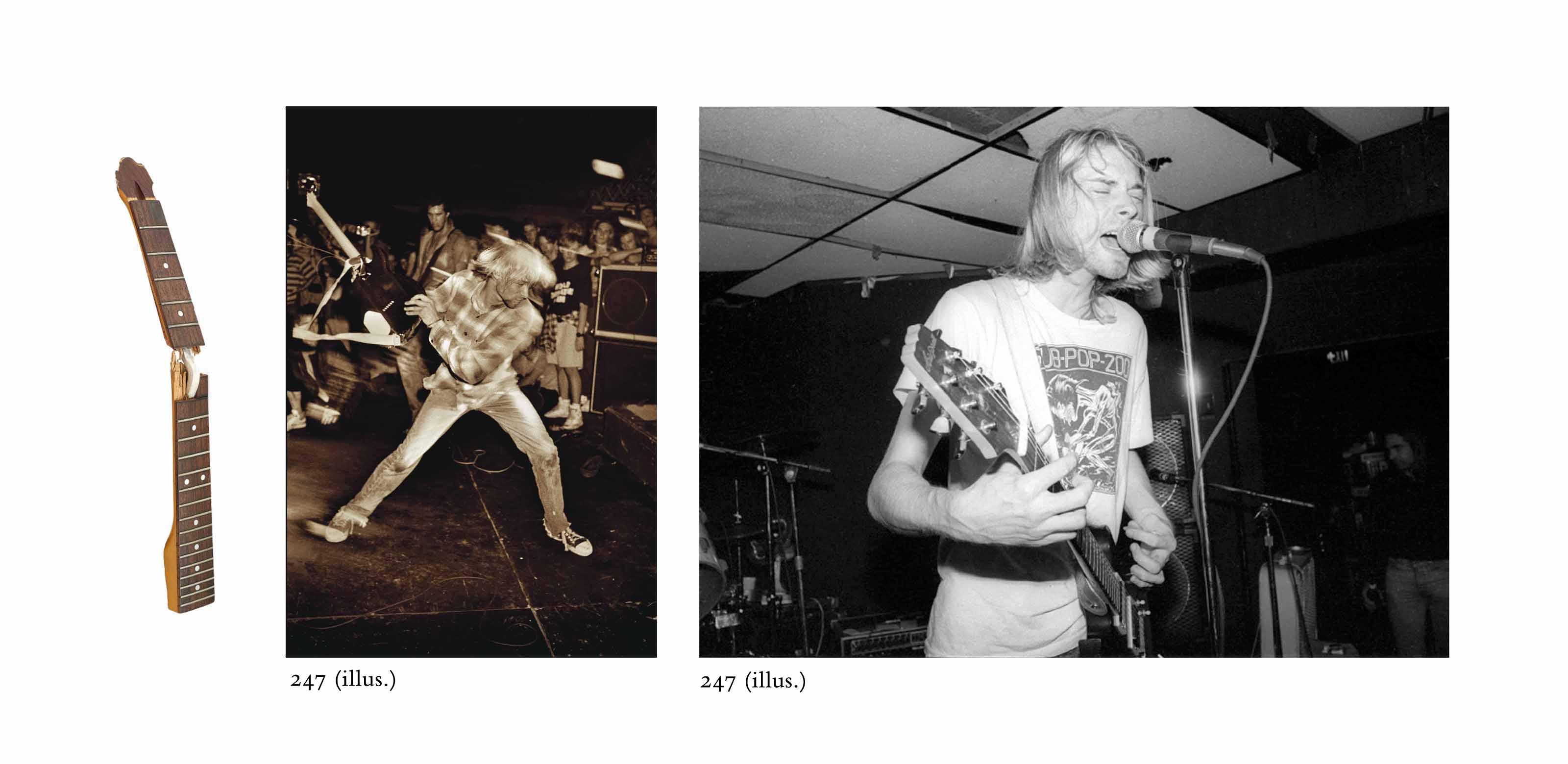 Kurt Cobain/Nirvana