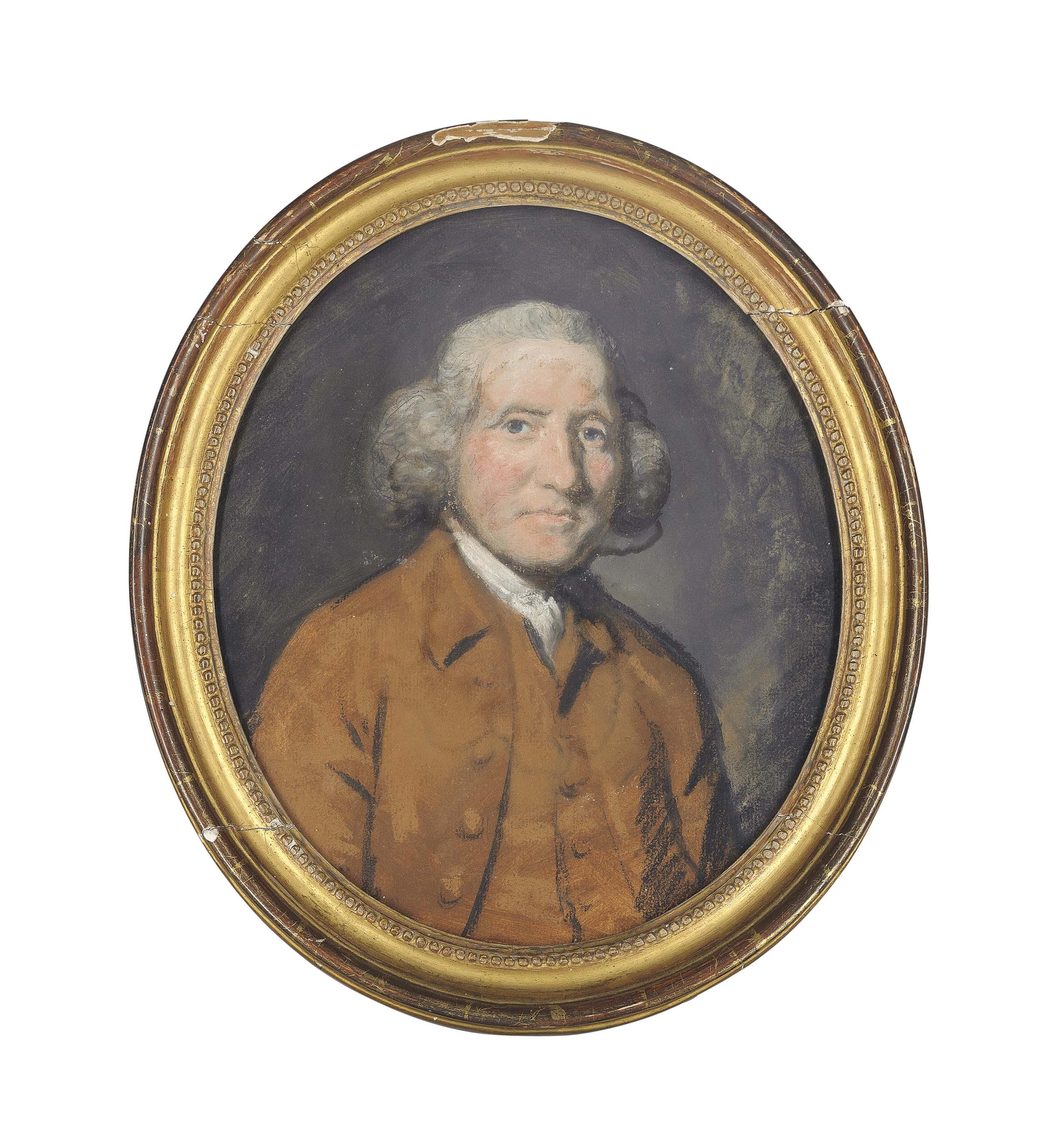 Portrait of William Pennington