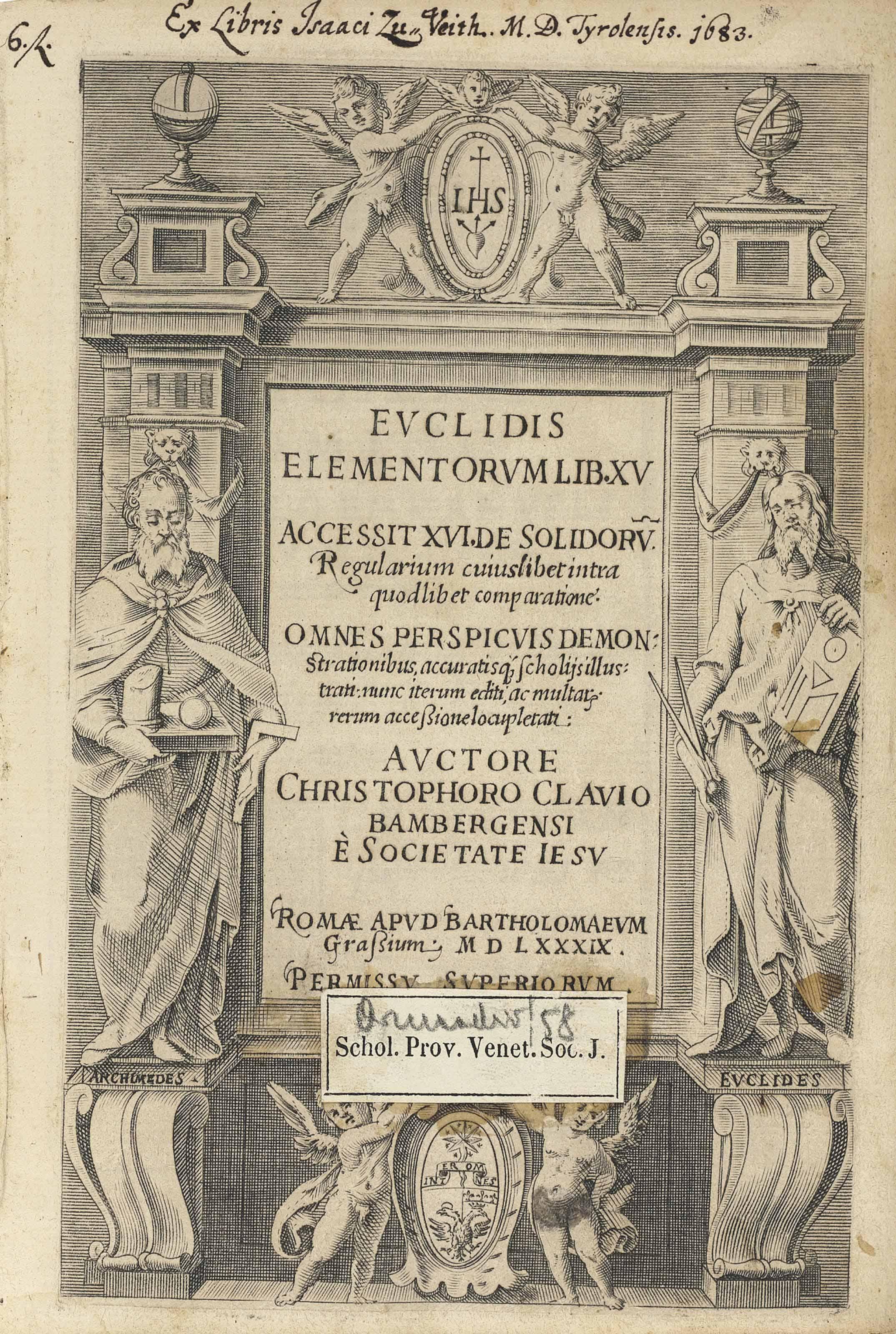 EUCLID (fl. 300 BC)