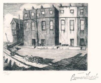 Bernard Leach (1887-1979)
