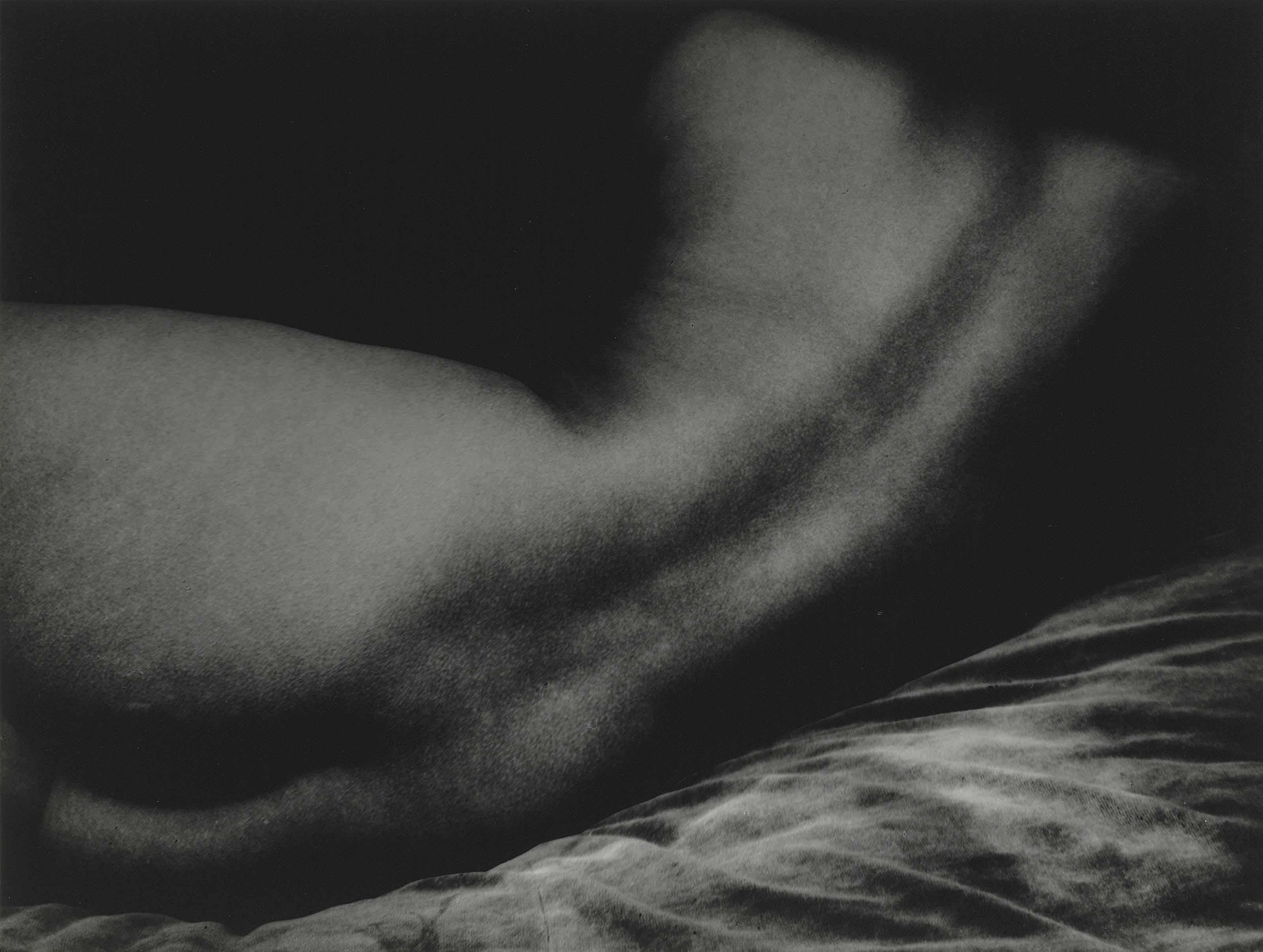 Nude studies, c. 1960