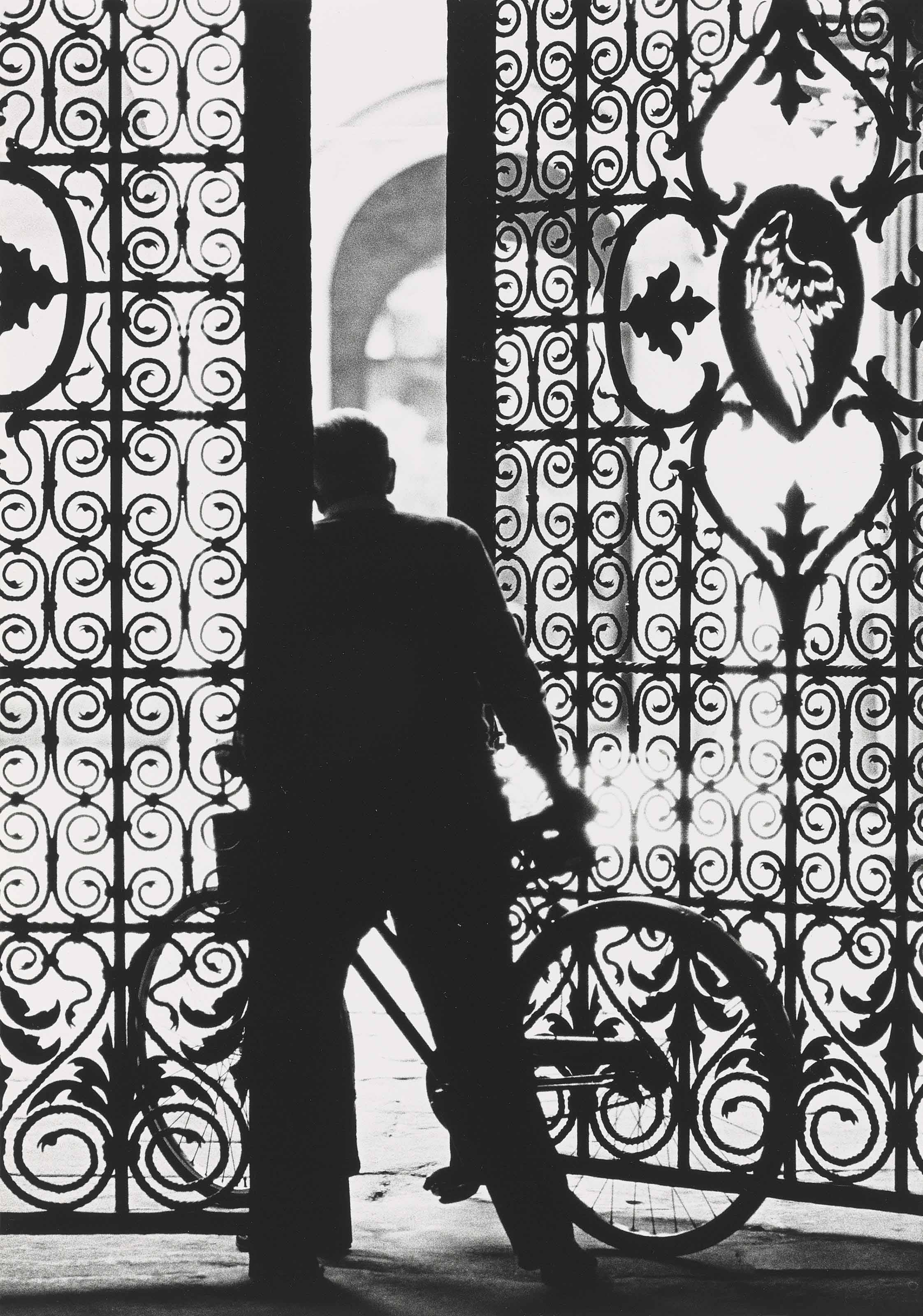 Homing Man, Bologna, 1974