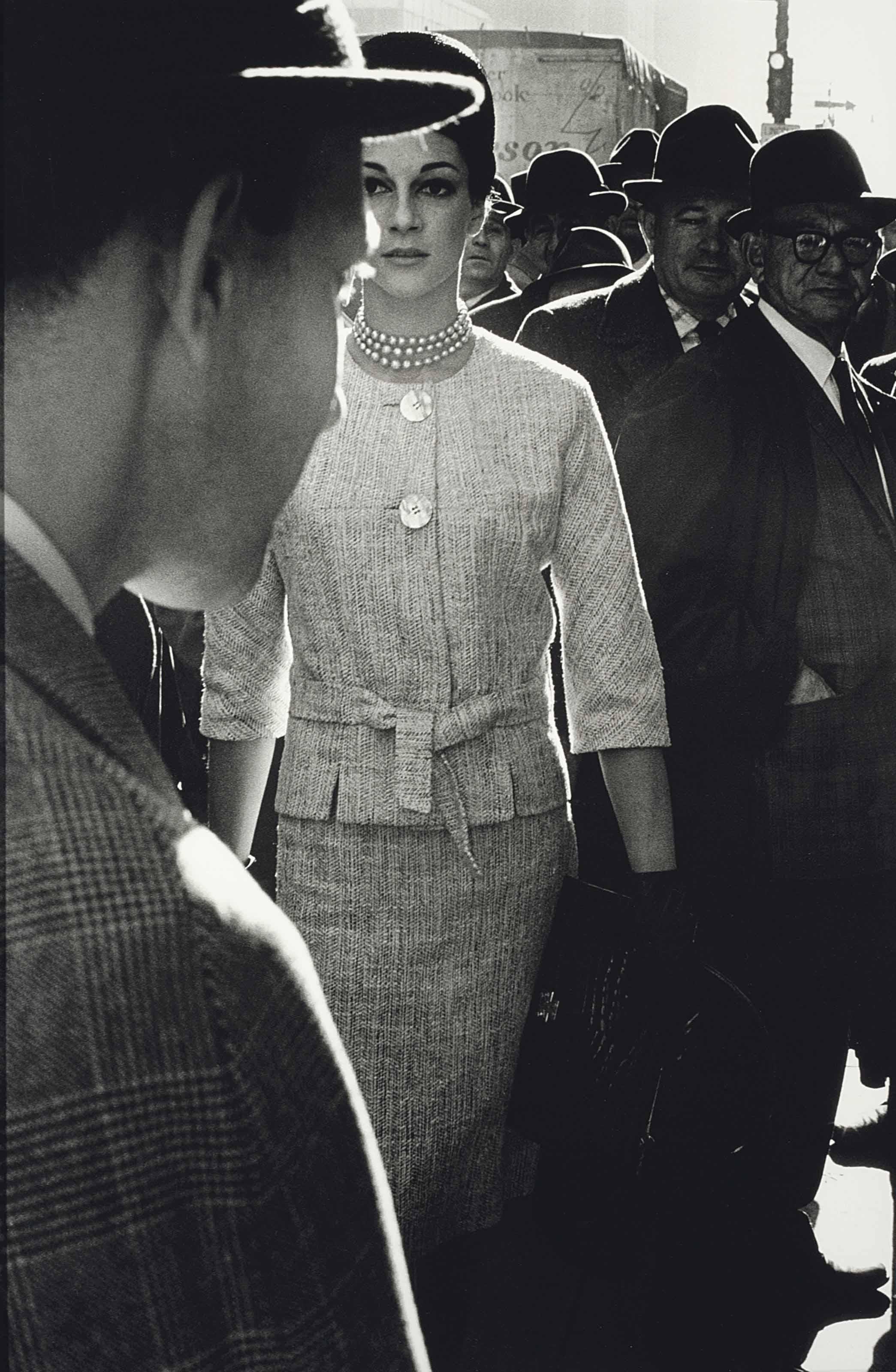 Harper's Bazaar, 1960-1961