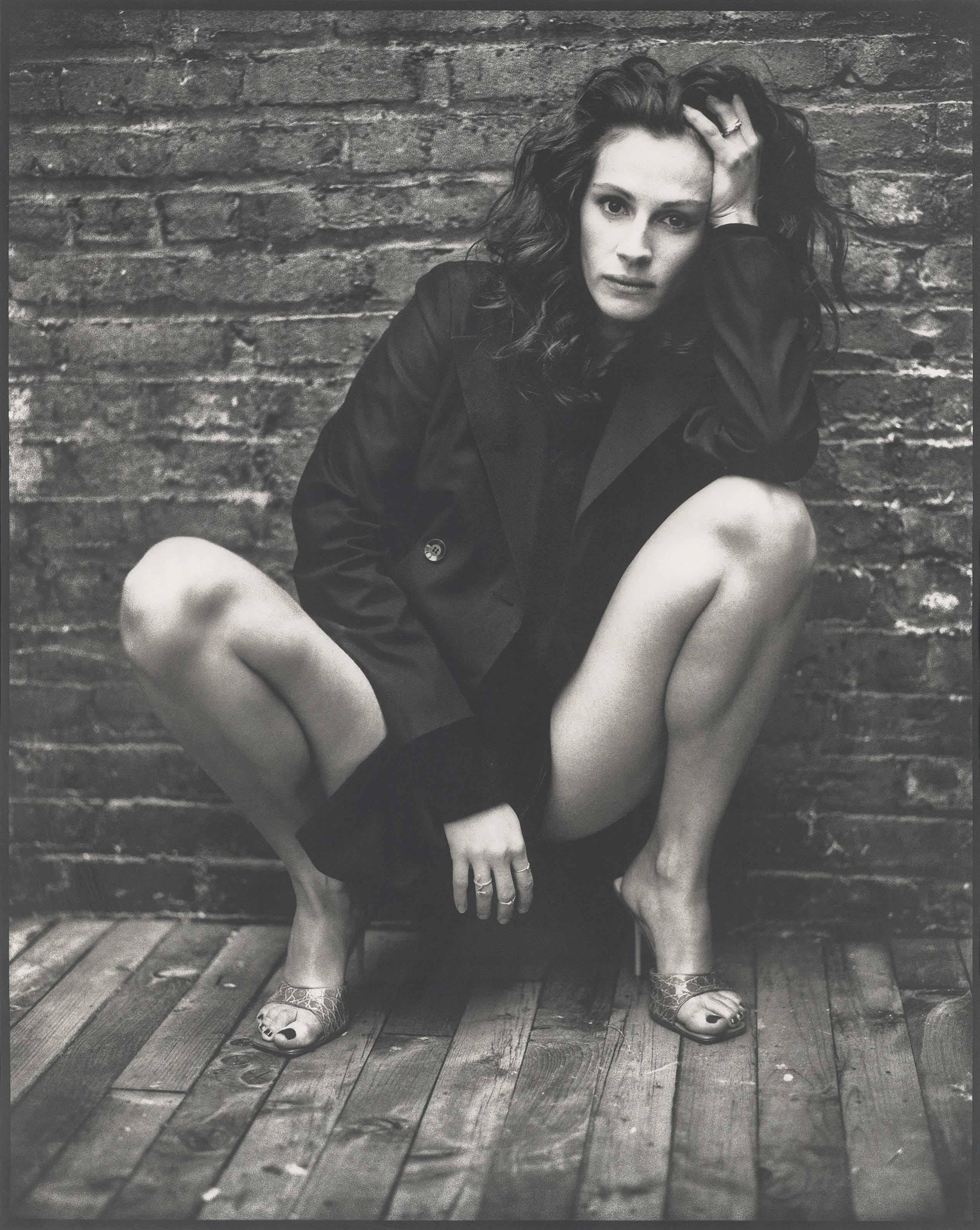 Julia Roberts, NYC, 2000