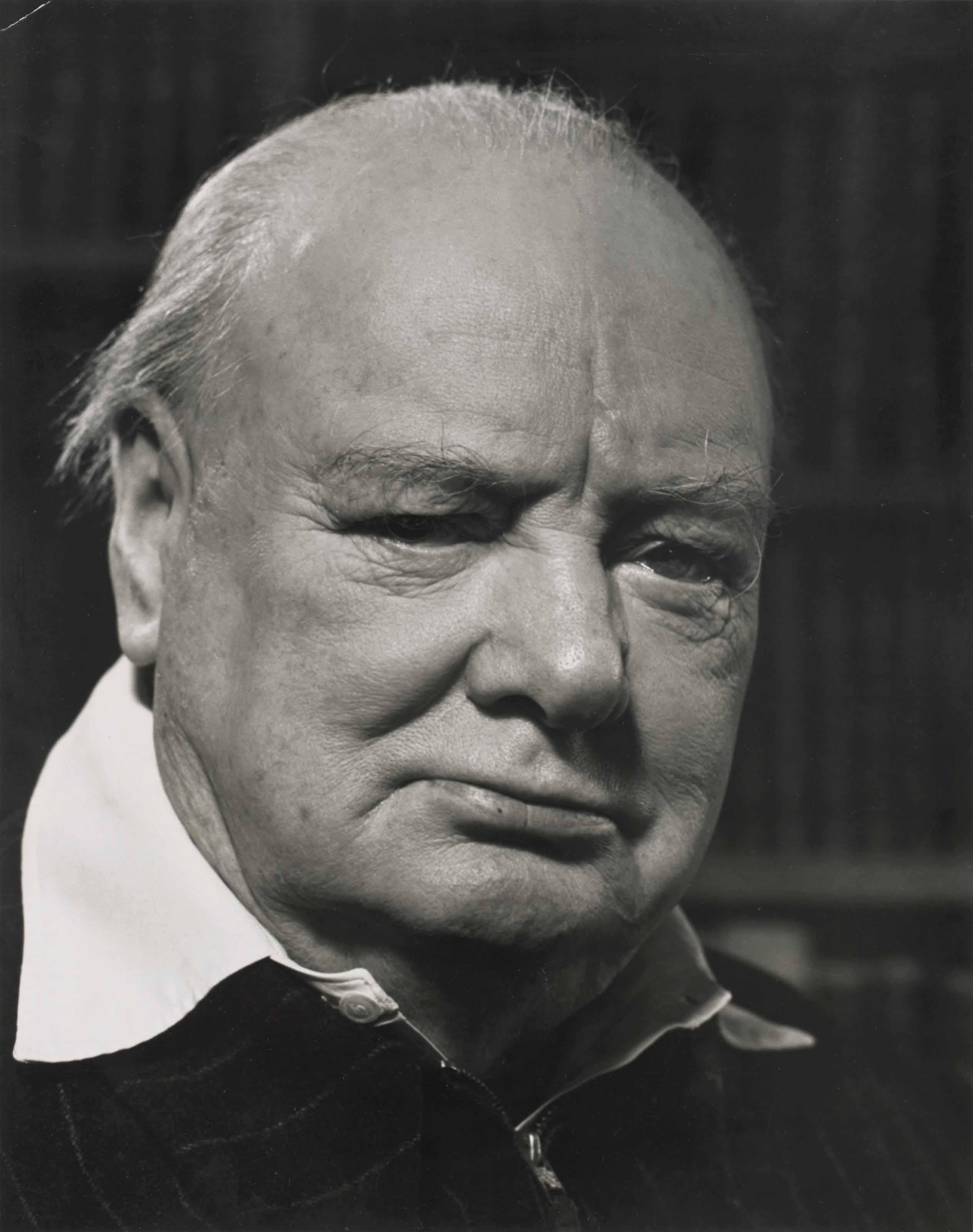 Churchill, 1951