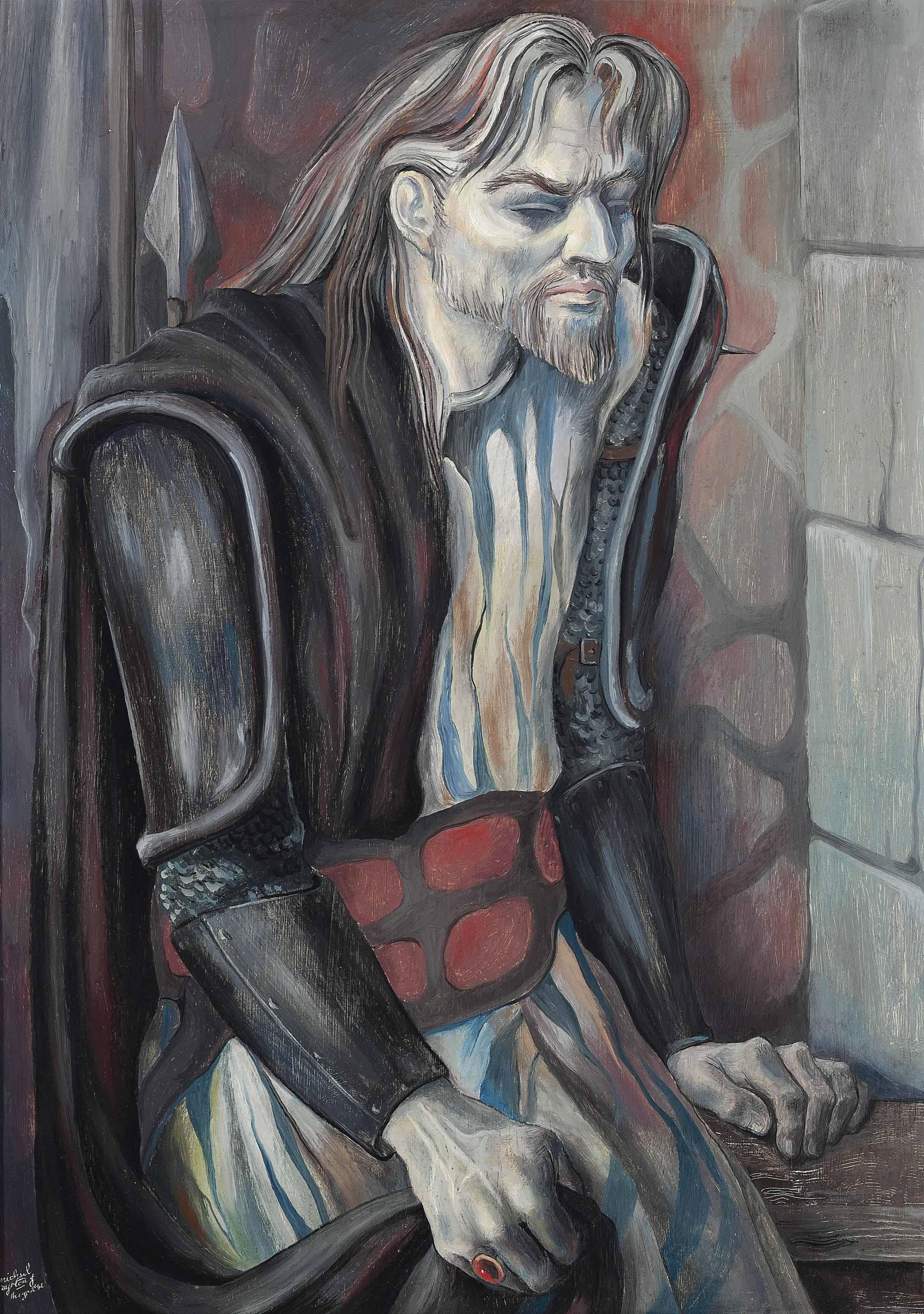 John Gielgud as Macbeth