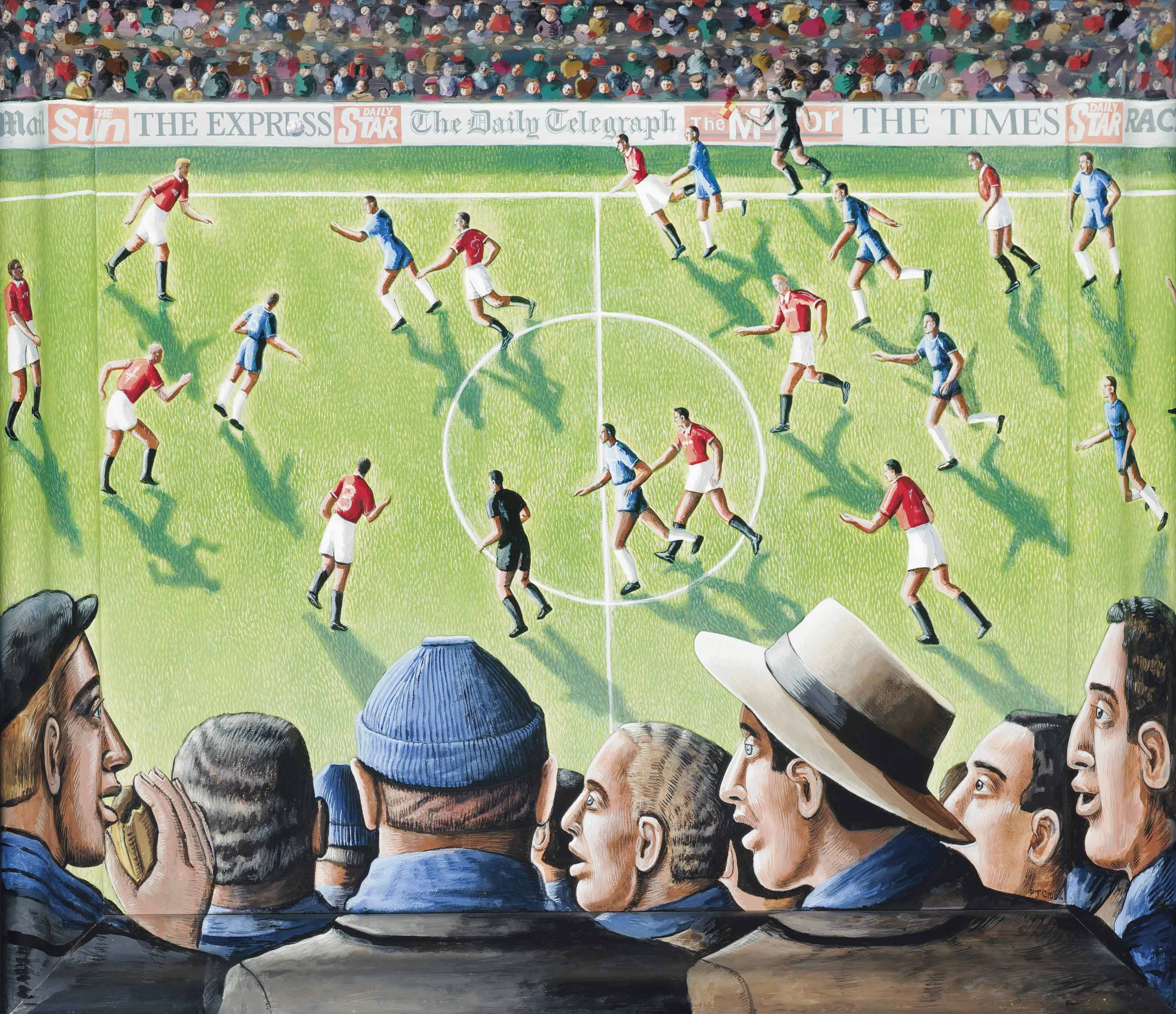 The Big Match (Chelsea vs. Manchester United)