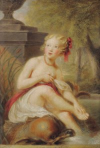 Susanna at the well
