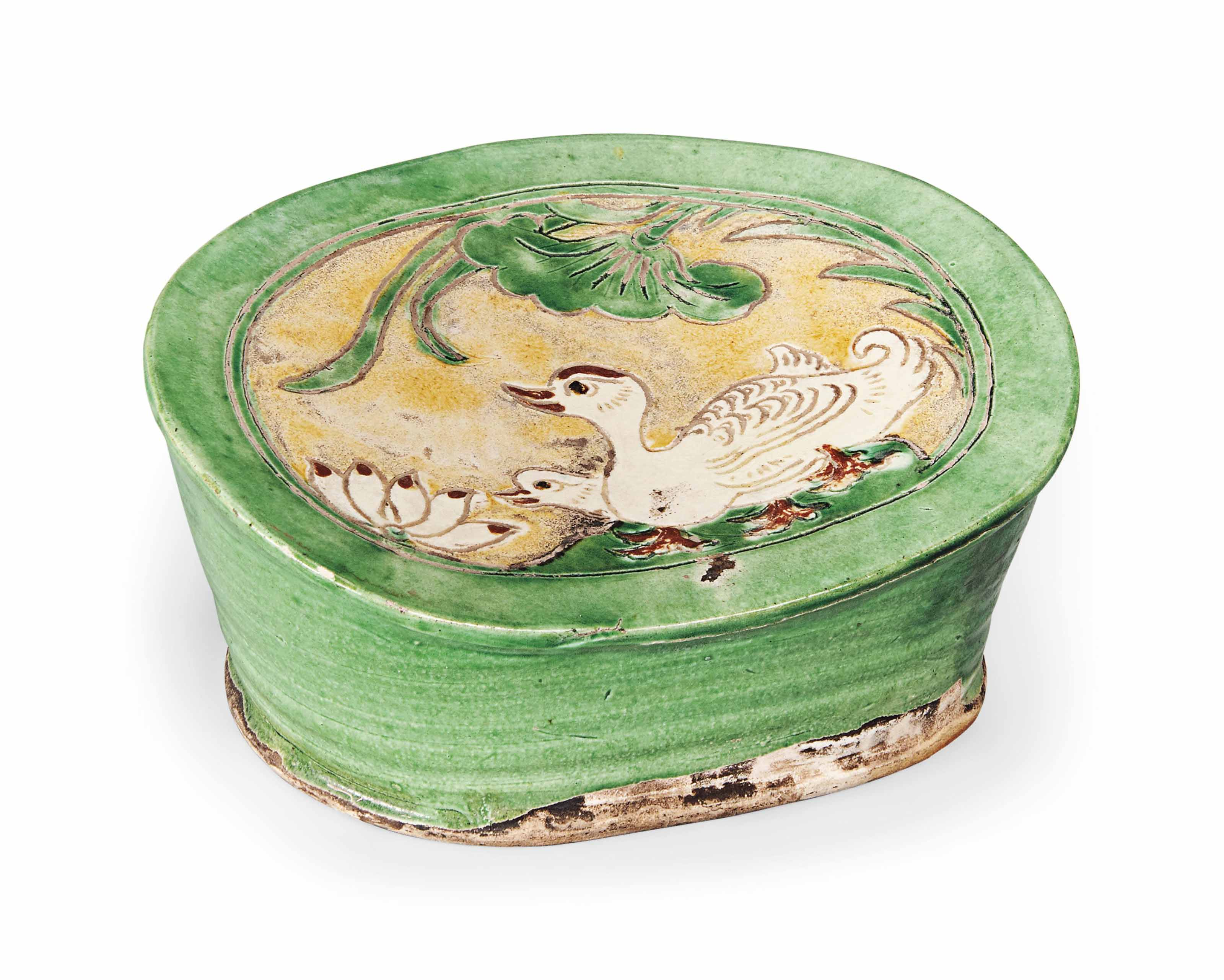 A CHINESE PILLOW