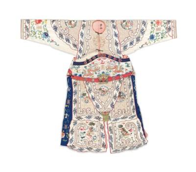 A CHINESE BEIJING OPERA COSTUM