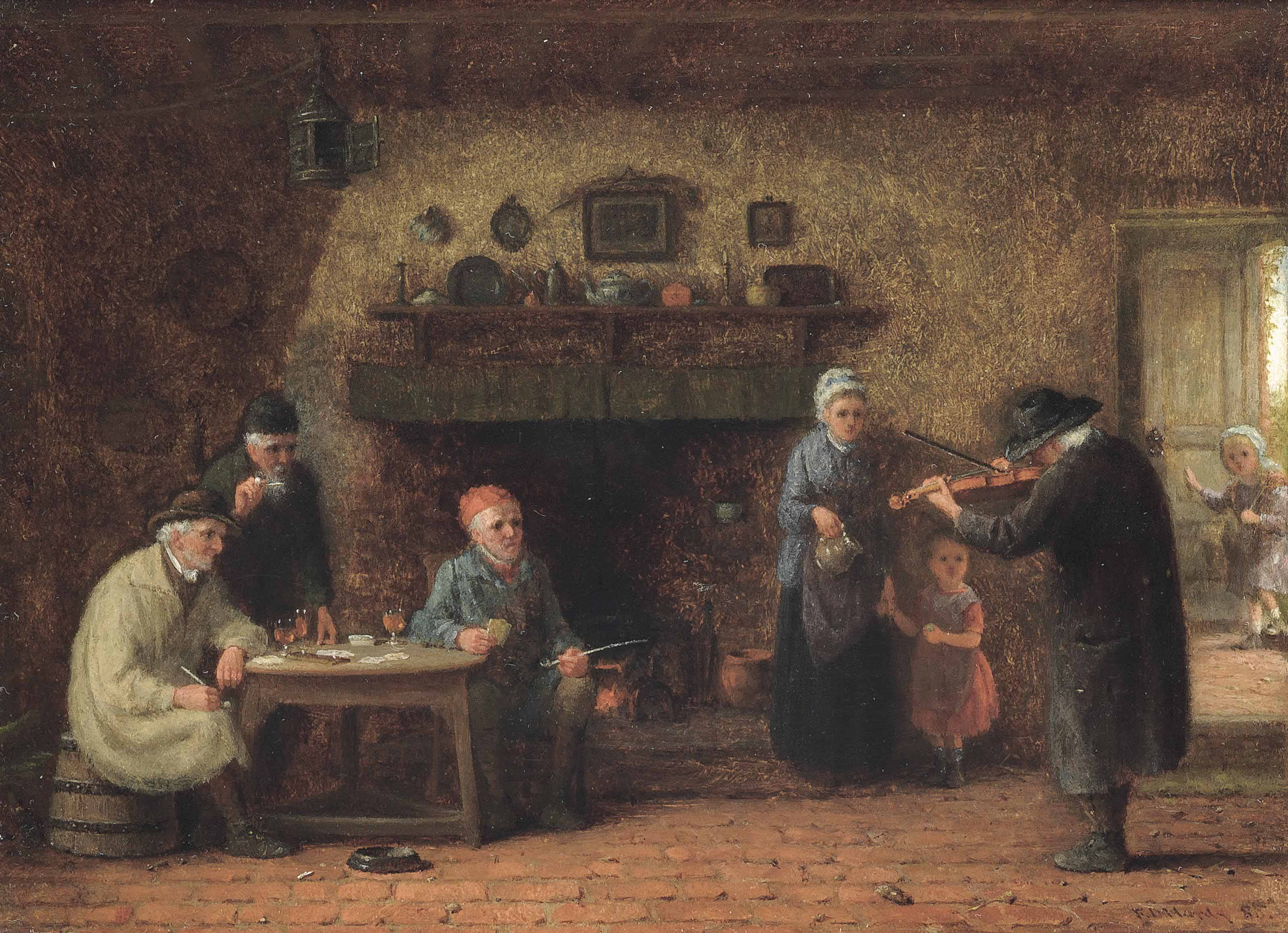 The travelling musician