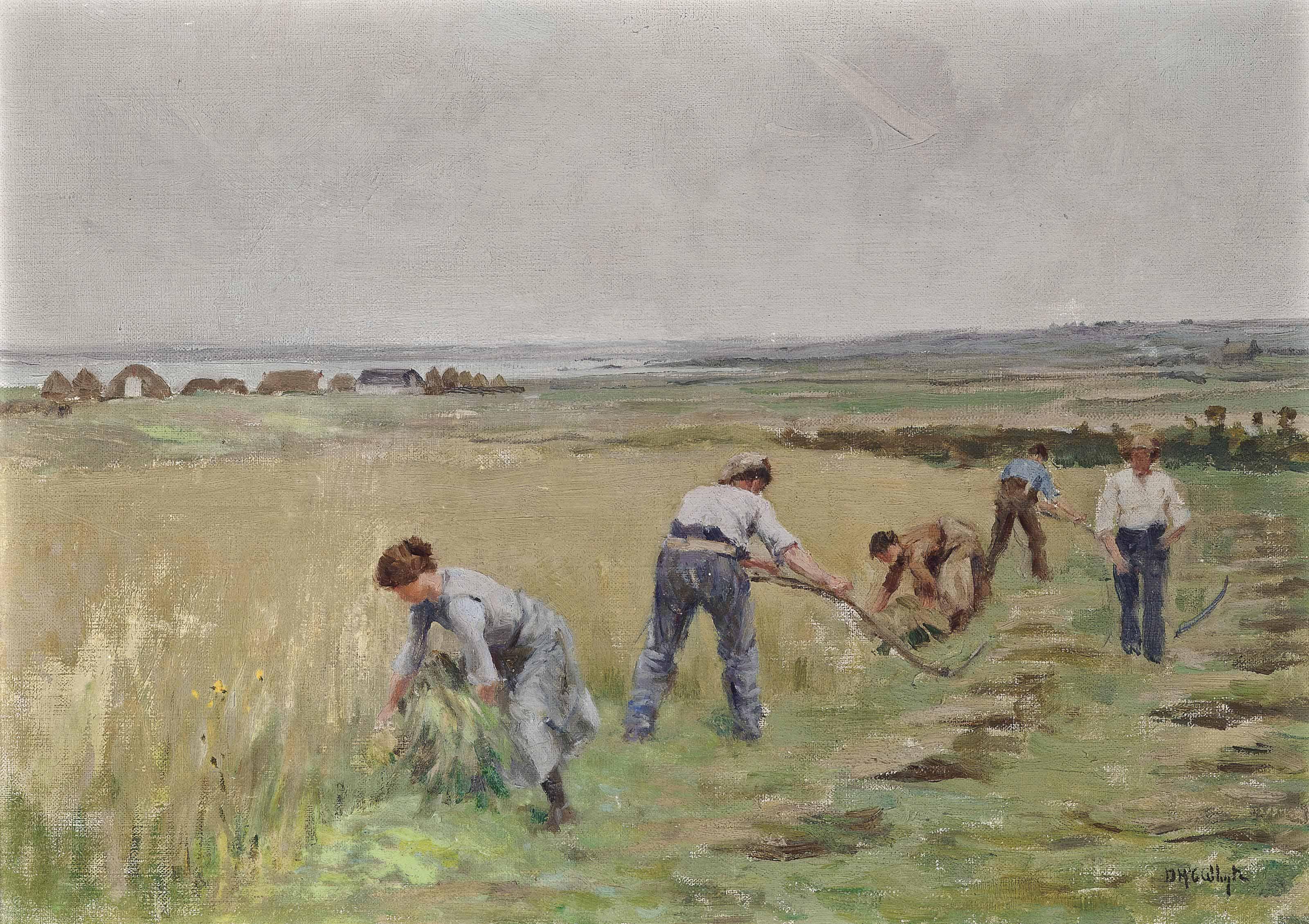 'A Hebredian Harvest'