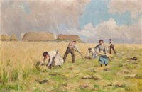The crofters' harvest