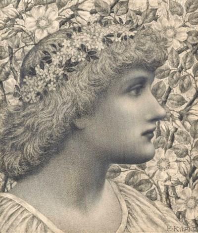 Henry Ryland, R.I. (1856-1924)