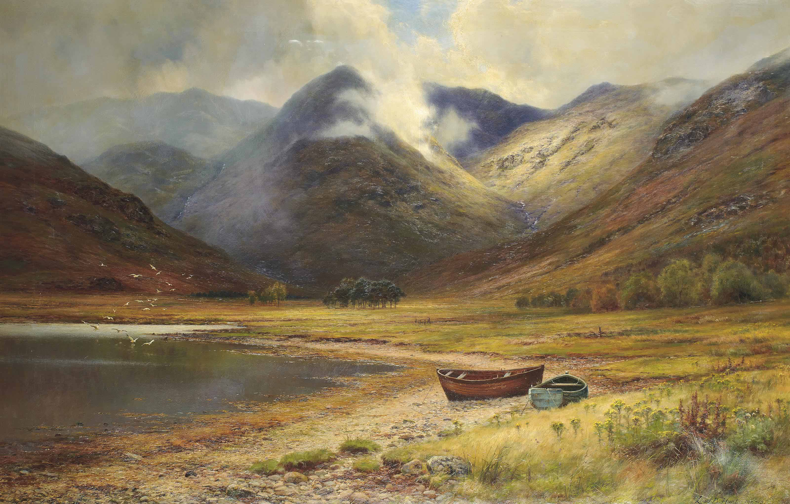 The head of Kingairloch