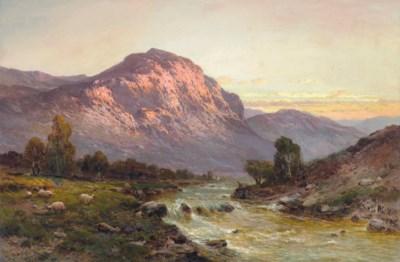 Alfred de Bréanski, Snr., R.B.