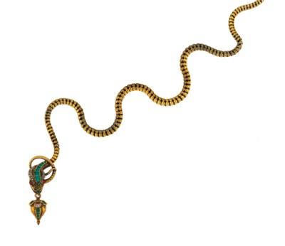 An early 19th century gem-set