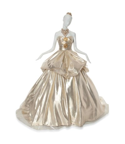 CINDERELLA, A VERSACE GOWN OF