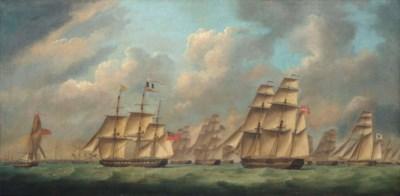 Robert Dodd (1748-1815 London)