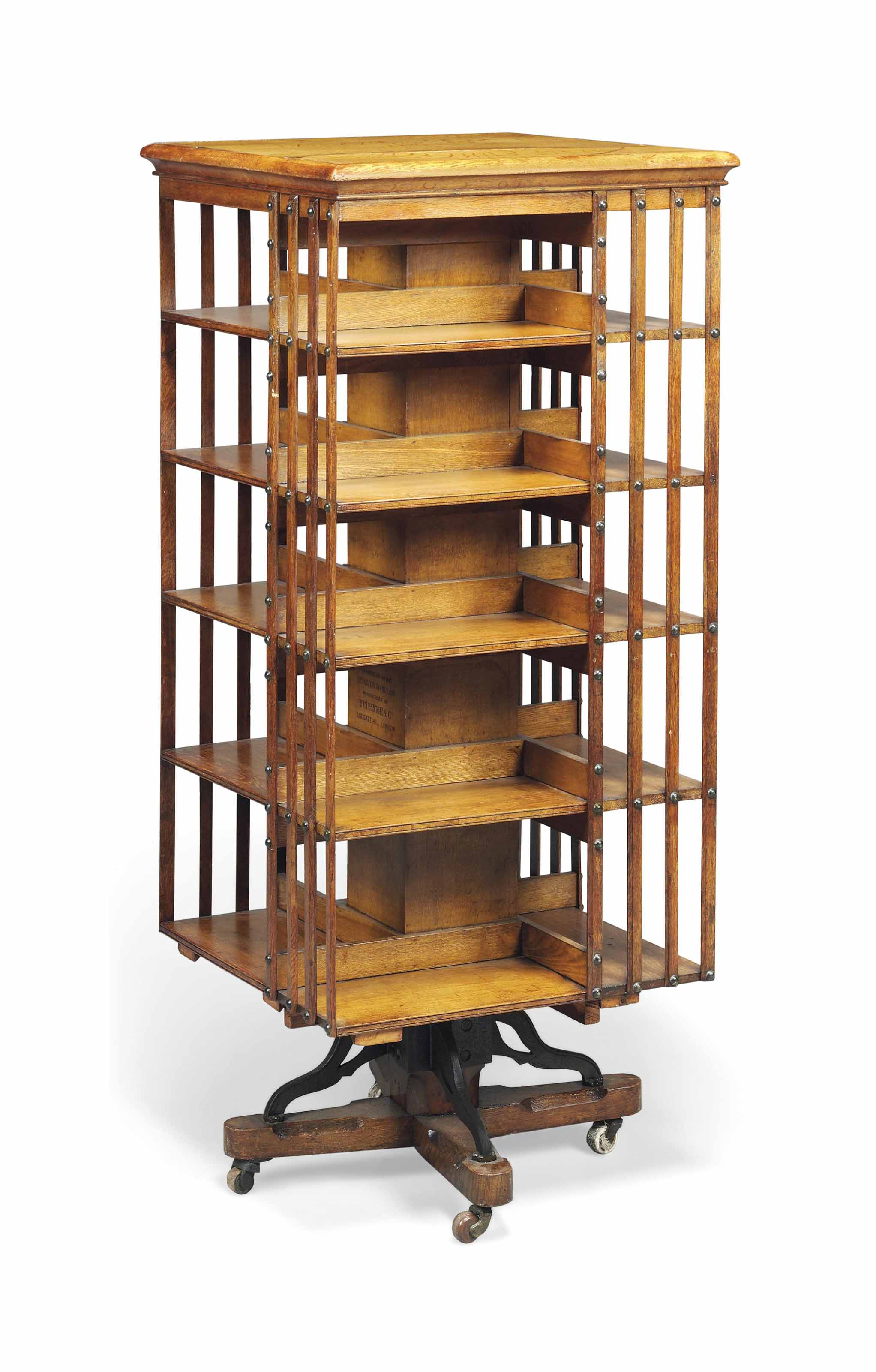 revolving australian of merchant the tasmanian blackwood bookcase furniture welby