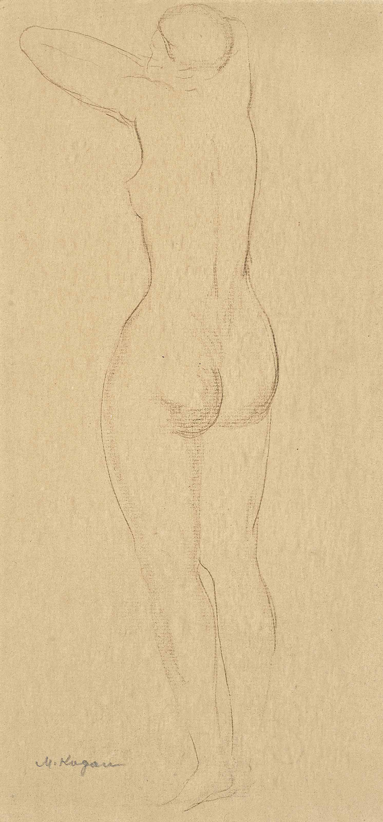 Moissey Kogan (Russian, 1879-1