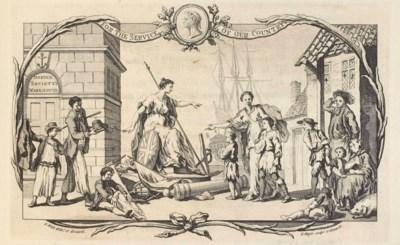 HANWAY, Jonas (1712-1786). Thr