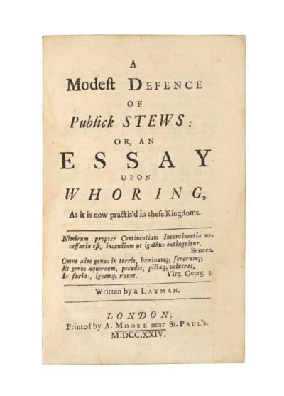 'PHIL-PORNEY'. A Modest Defenc