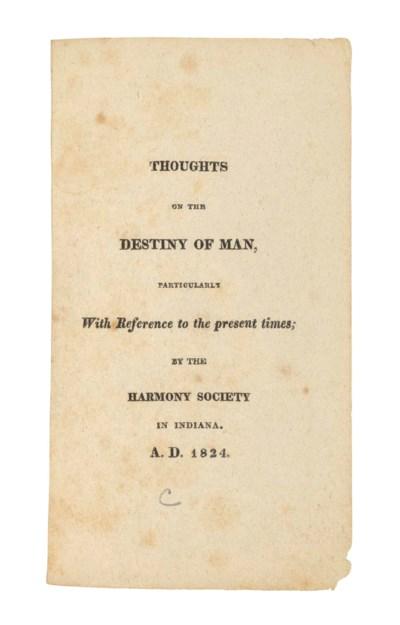 [RAPP, George (1757-1847)]. Th