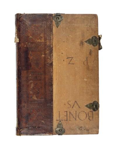BONETUS, Nicolaus (d.1360). Ha