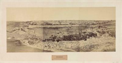 JERUSALEM -- A photographic pa