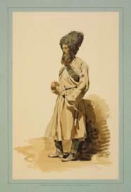 CAUCASUS -- HORSCHELT, Theodor