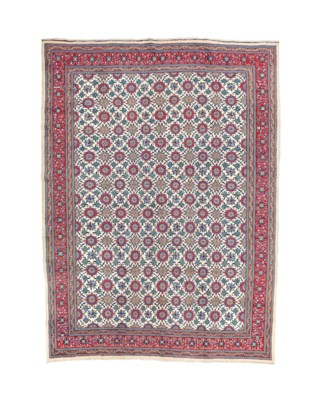 An unusual North Indian carpet
