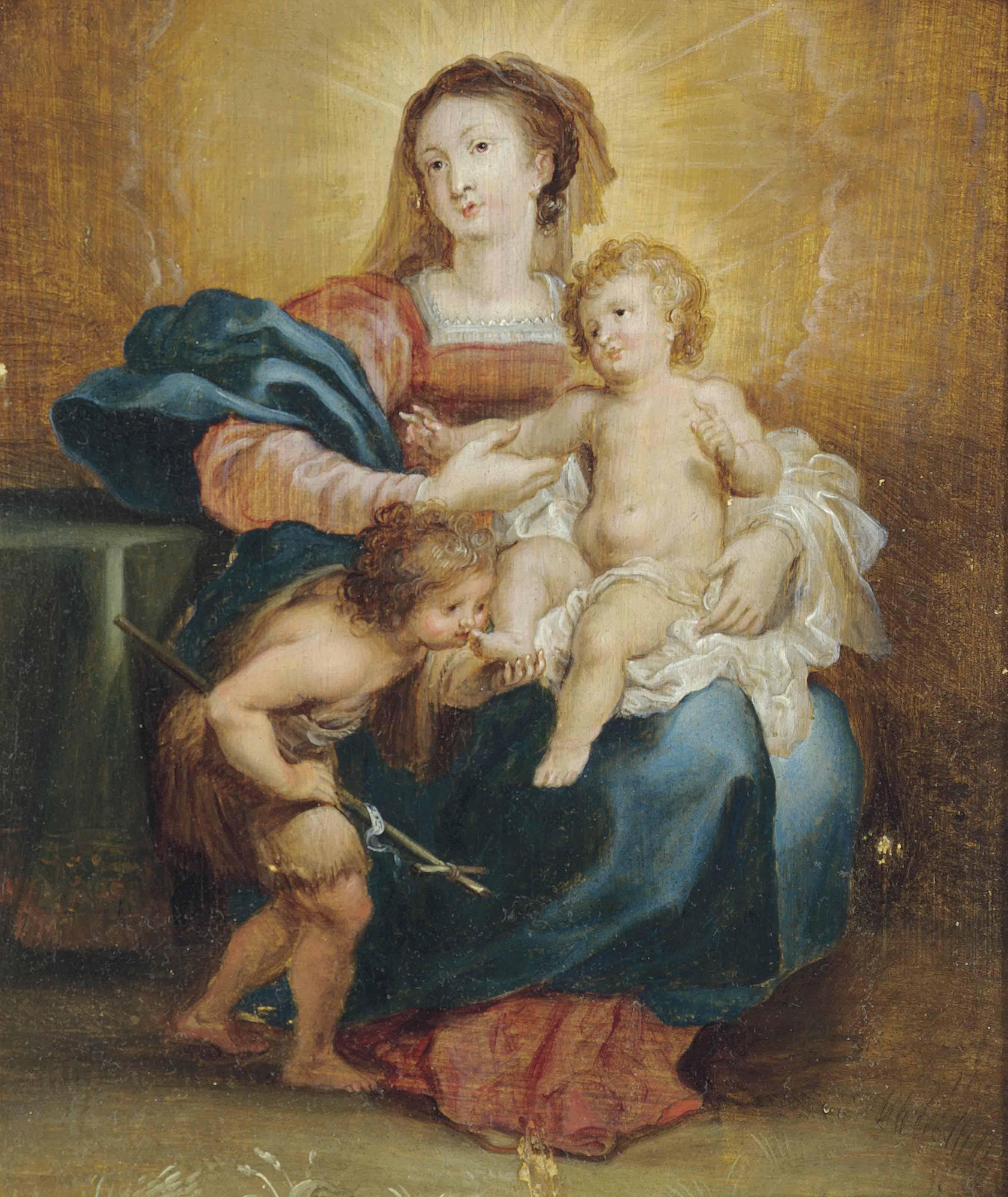 Circle of Peter Paul Rubens (S
